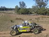 Rally Buggy Utterly Decimates A Kangaroo