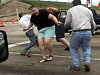 Road Rage Incident Gets Out Of Hand