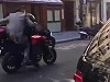 Robbery Escape Filmed By Passer By