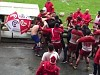 Rugby Match Degenerates Into A Brawl With The Crowd