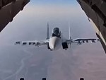 Russian Fighter Jet Does Something Seriously Awesome