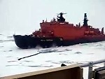 Russian Ship Is A Real Ice Breaker
