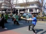 See If You Can Spot The Irishman At A St Patricks Day Parade In Tokyo