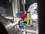 Someone Built A Machine To Very Quickly Solve A Rubik's Cube