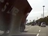 Speeding Truck Spectacularly Loses Its Load On The Freeway