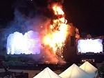 Stage Inferno At Tomorrowland Festival Barcelona