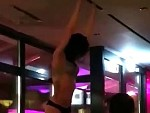 Stripper Forgot To Do Any Structural Testing Before Her Show