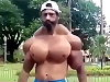 Synthol Freak Looks Fucking Gross And Retarded