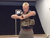 Tests Out His Own Bulletproof Vest Whilst Wearing It