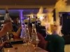 The Terrifying Moment A Bar Tender Sets A Patron On Fire