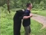 These Guys Crazily Play With A Bear Cub