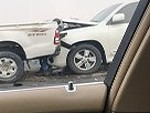 Thick Fog In Abu Dhabi Causes A Bad Pile Up