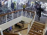 Thieves Loot A High-end Bike Shop Of Its Stock