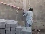 Third World Brick Hoist
