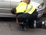 Tow Truck Drivers First Day On The Job Is A Hilarious Fail