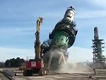 Tower Demolition Awesomeness