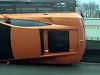 Transporter Carrying Supercars Lost Its Load