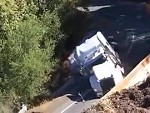 Truck Never Had A Fucking Chance On That Bend