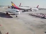 Two Planes Collide At Istanbul Airport Oops