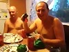 Two Russian Guys Get Drunk And Play With A Taser