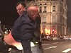 Uber Driver In Paris Does Battle With A Cyclist