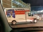 U-Haul Van Is Stolen From A Carpark