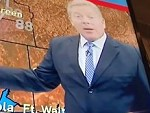 Weatherman Is Forecasting Wind
