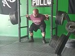 Weightlifter Gets Into Some Trouble