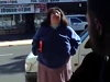 Weirdo Aussie Woman Goes On A Racist Tirade