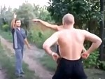 When Russians Get Drunk And Do Karate