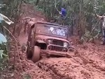 When Towing Your Mate Out Of The Mud Goes Bad