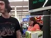 Woman At The Walmart Checkout Cant Seem To Mind Her Own Business