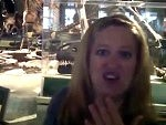 Woman Visits An Evolving Earth Exhibit And Crazy Ensues