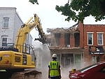 Workers Accidentally Demolish The Neighbours House Too
