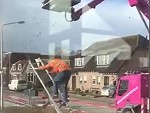 You Idiots Ever Used A Cherry Picker Before